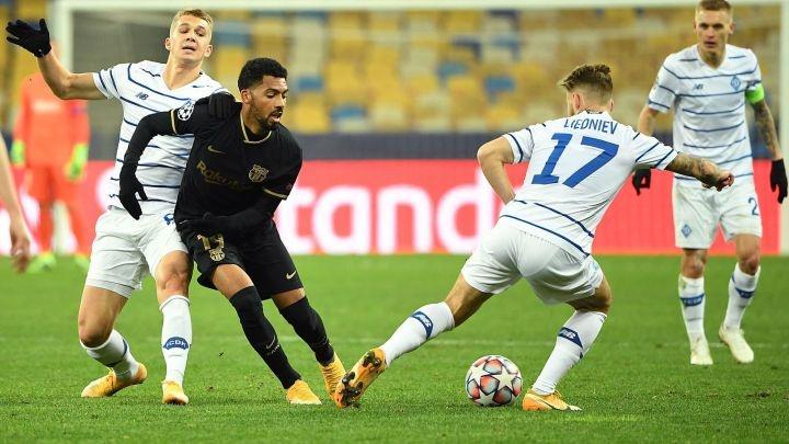 Matheus Fernandes a été viré du Barça sans avoir été prévenu. AFP