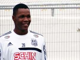 Matheus Jesus é um futebolista com um futuro promissor. PontePreta