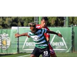 Matheus Pereira seguirá en el Sporting de Lisboa hasta 2022. SportingCP