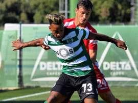 Matheus Pereira saldrá cedido en enero. SportingCP