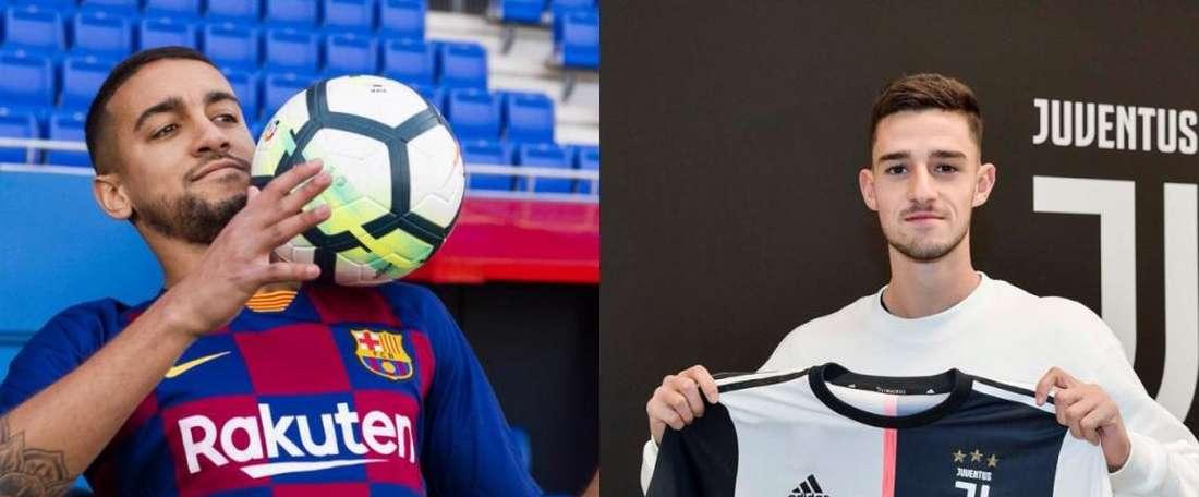 Espanhóis vão receber Matheus Pereira por empréstimo e liberar Alejandro Marqués. Barcelona/Juventus