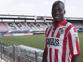 Mathias was released for Sparta Rotterdam last year. SpartaRotterdam