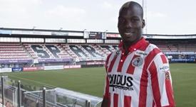 Mathias was released for Sparta Rotterdam last year. SpartaRotterdam
