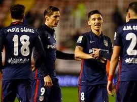 Kranevitter pourrait quitter l'Atletico Madrid. ClubAtleticoDeMadrid
