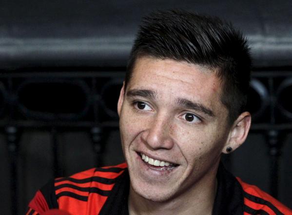 Matías Kranevitter, jugador de River Plate. Twitter