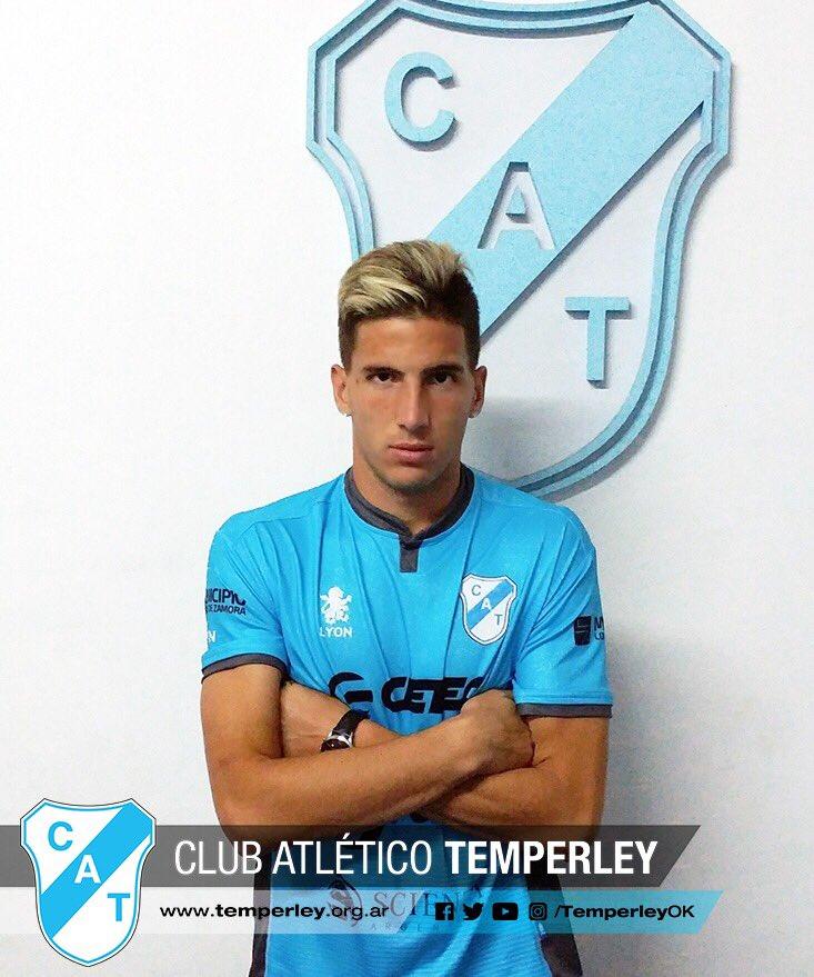 Temperley se refuerza con la llegada de Matías Nani. ClubTemperley