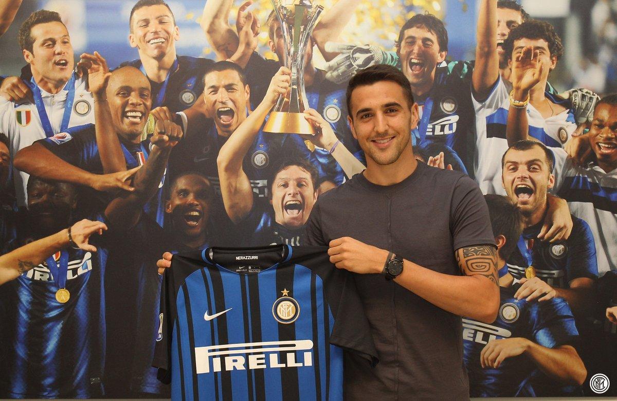 Camiseta Inter Milan MATIAS VECINO