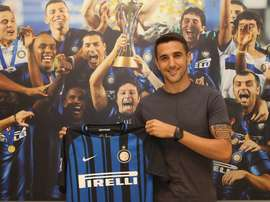 Matias Vecino rejoint l'Inter Milan. FCInternazionale