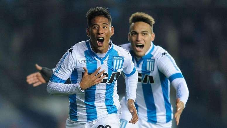 Zarache est dans les papiers de l'Atlético. Racing