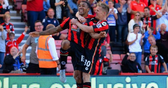 Matt Ritchie y Callum Wilson son objetivos del West Ham para la próxima temporada. Archivo/AFP