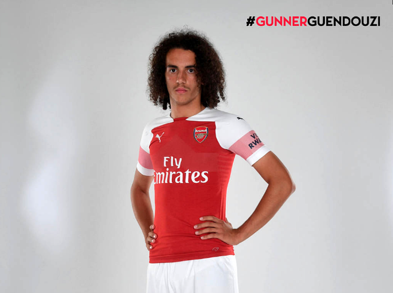 separation shoes c47f3 d4f3a Who is Arsenal's new signing Matteo Guendouzi? - BeSoccer