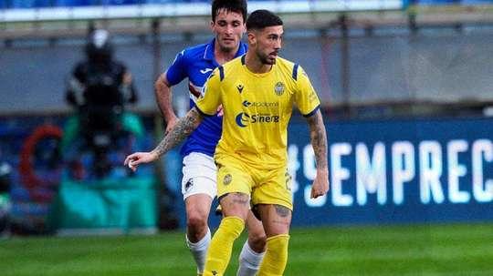 Le formazioni di Brescia-Verona. HellasVerona
