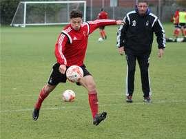 Matty Cash has extended his loan spell at Dagenham. NottinghamForestFC