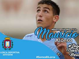 El Lorca Deportiva se hace con los servicios de Alonso. LorcaDeportiva