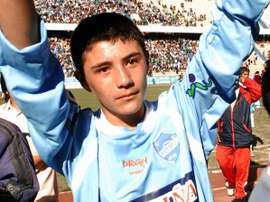 Baldivieso made his debut at the age of just 12. FootballsTopTen