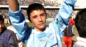 Baldivieso se estreou com apenas 12 anos! FootballsTopTen