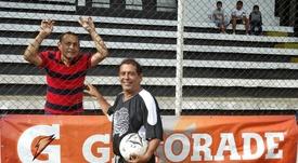 Mauricio Cruz, nuevo entrenador de Diriangén. NuevoDiario