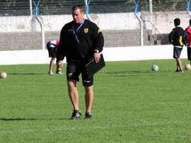 Mauricio Nosei ha sido nombrado como nuevo entrenador del Santamarina. ElEco