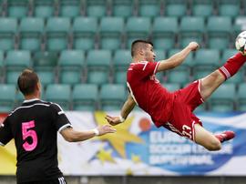 El Vaduz, de la Segunda Suiza, es el club más importante. EFE