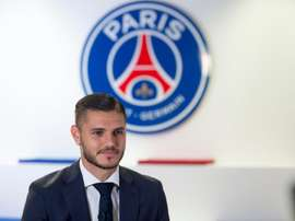 Di Canio has slammed Icardi and PSG after the Argentine's move to Paris. Twitter/PSG_inside