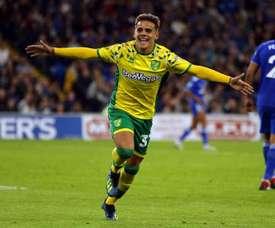 Max Aarons à nouveau dans le viseur de Tottenham. Canaries