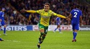 O Norwich fecha a porta ao Barça por Aarons. Canaries