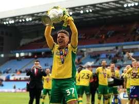 Les Spuers veulent Max Aarons. NorwichCityFC