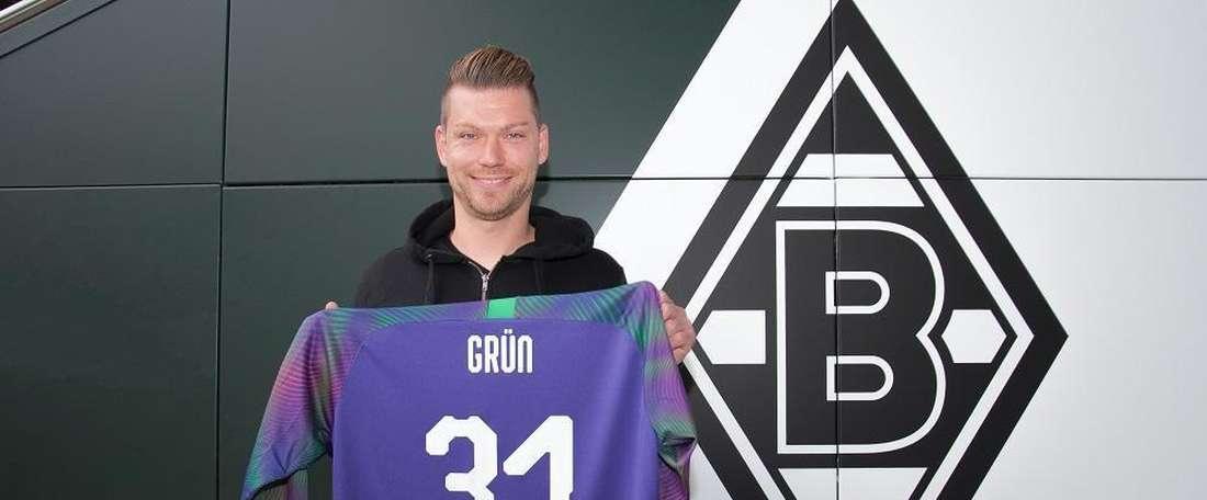 Le Borussia Mönchengladbach recrute Grün. Borussia