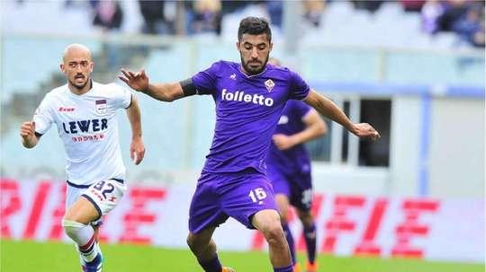 La Fiorentina prête Maxi Olivera à Juarez. FCJuarez