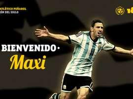 Jogador de 36 anos confirmado no time uruguaio. CAP