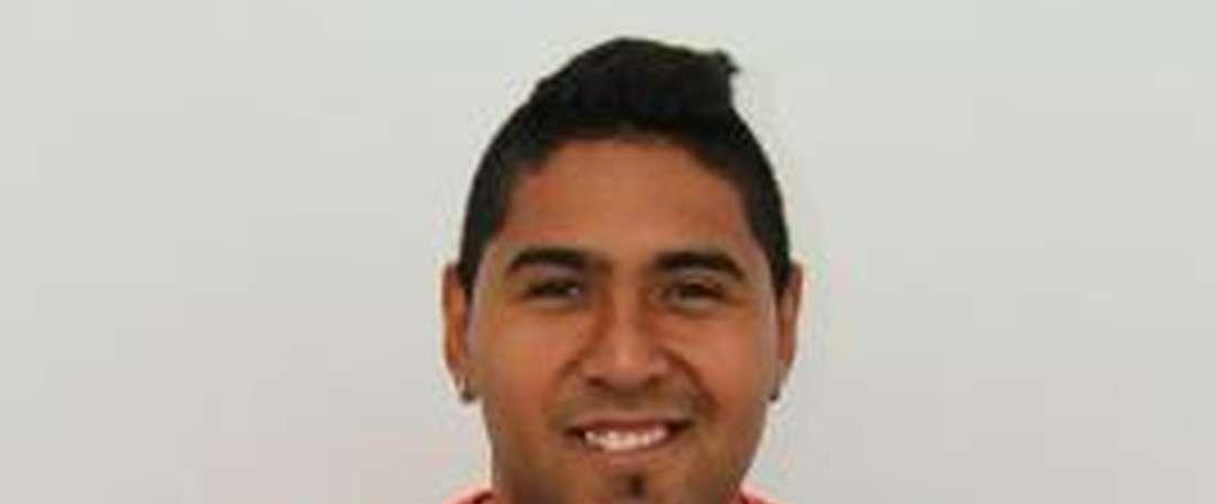 Maximiliano Herrera durante su etapa en Independiente. Twitter
