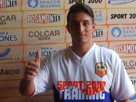Oliva ha firmado su contrato con el Dinamo de Bucarest tras estar un tiempo a prueba. ClubCrucero