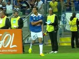 Mayke jugará a préstamo en Palmeiras. Youtube