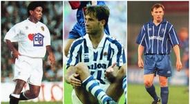 Mazinho, en el Valencia; Kodro, en la Real Sociedad; y Cheryshev, en el Dinamo de Moscú. BeSoccer