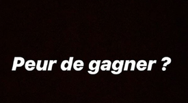 Mbappé responde às críticas. Captura/Instagram/k.mbappe