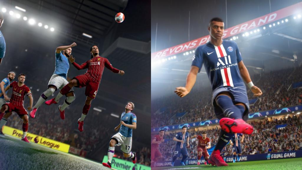 Trailer And Some Details Of Fifa 21 Come Out Besoccer