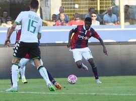 La juventud del lateral es una de las cosas que más llama la atención al Betis. BolognaFC