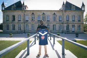 Officiel : M'Baye Niang signe à Bordeaux. afp