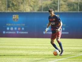 Jordi Mboula a marqué un but à la Lionel Messi. Twitter