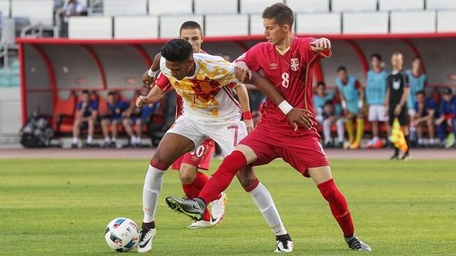 España se enfrentará a Alemania en las semifinales del Europeo Sub 17. UEFA.