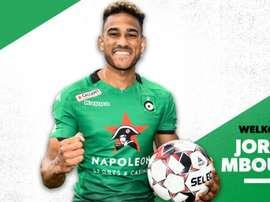 Mboula quitte Monaco et rejoint le Cercle de Bruges. Cercleofficial