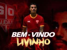 Un equipo en Brasil ficha al cantante MC Livinho. AudaxOsasco