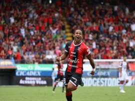 Alajuelense cuenta con tres puntos de ventaja. Twitter/ldacr