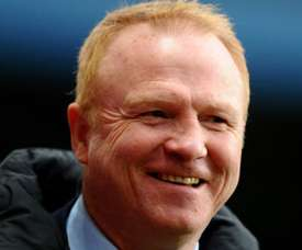 McLeish is optimistic over his sides Euro qualification chances. TWITTER