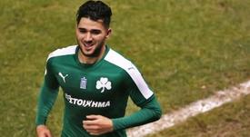 Mehdi Abeid ya interesó al Celta el pasado mercado de invierno. PAO