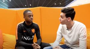 Le Barça sur la piste d'un jeune défenseur central néerlandais. Capture/PannaTV