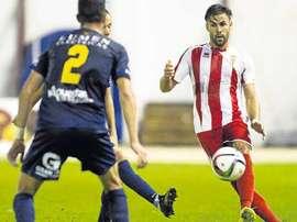 Melchor cambia Algeciras, en la que ha estado las últimas tres temporadas, por Talavera. Twitter