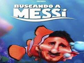 Las redes sociales ironizaron con la ausencia de Messi. Twitter