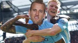 No podían faltar las bromas con Harry Kane en esta historia. FootballFunnys