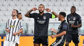 La Juventus si ferma a un passo da Lisbona. AFP